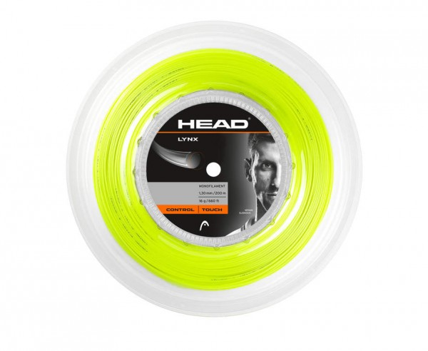 Head LYNX-Gelb