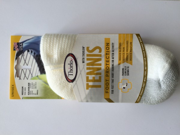 THORLOs Tennissocken, kurz