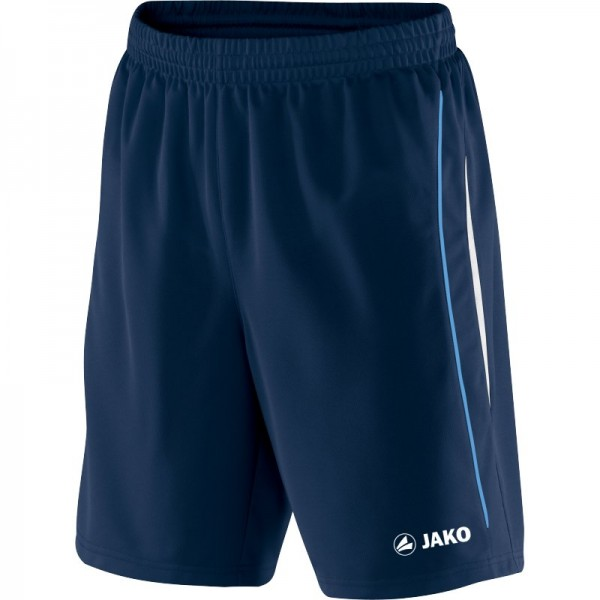 Jako Short Champion - marine/weiß/skyblue