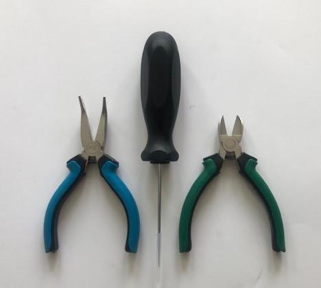 Profi Besaitungswerkzeug-Set 3-teilig