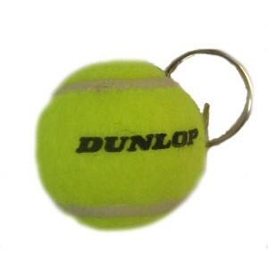 Dunlop Tennisball-Schlüsselanhänger