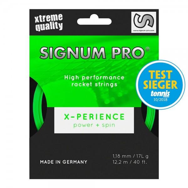 Signum Pro X-PERIENCE
