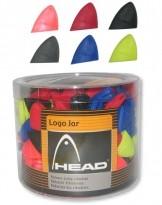 Head Tennisschläger-Vibrationsdämpfer Logo Dampener II 2er