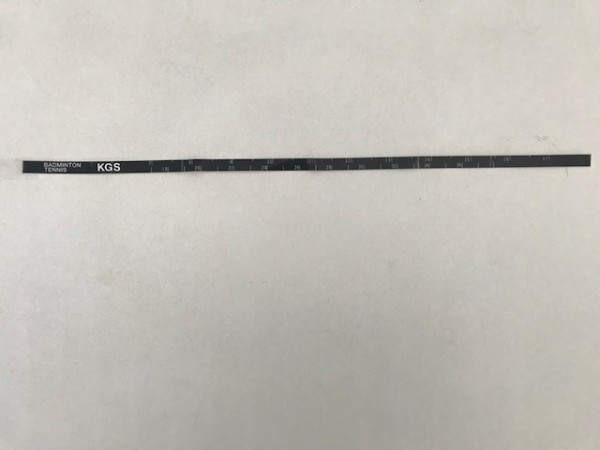 Tyger Gewichtsskala für Tyger StringEco 45