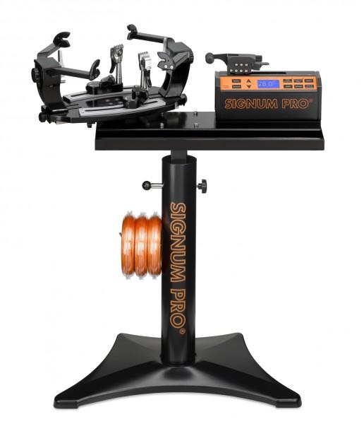 Besaitungsmaschine Signum Pro S-6700 EXPERT + 200m Saite