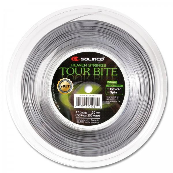 Solinco Tour Bite Soft silver