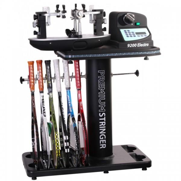 Besaitungsmaschine Penta Premium Stringer 9200 Elektro incl. Standfuß