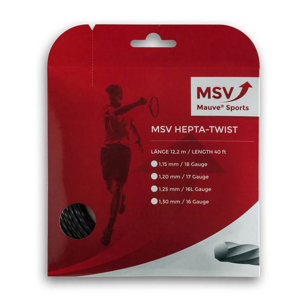 MSV FOCUS HEX® PLUS 38 Rot 1,25 mm -GRATIS-