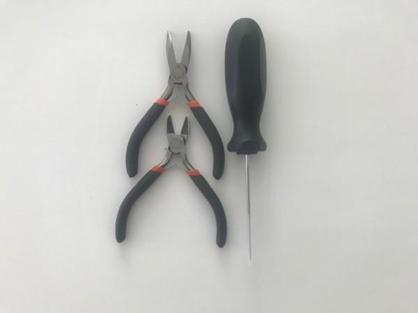 Besaitungswerkzeug-Set 3-teilig