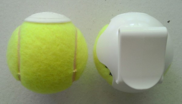 NoNam Tennisball-Clip