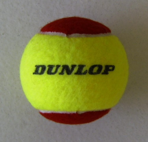 Dunlop Mini Tennis Stage 3 Red